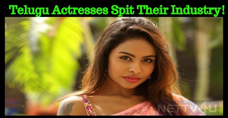 Tollywood Actresses Spit Their Industry! | Nettv4u.com