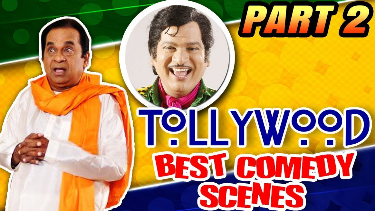 Tollywood Best Comedians Part 2 | Brahmanandam, Rajendra ...