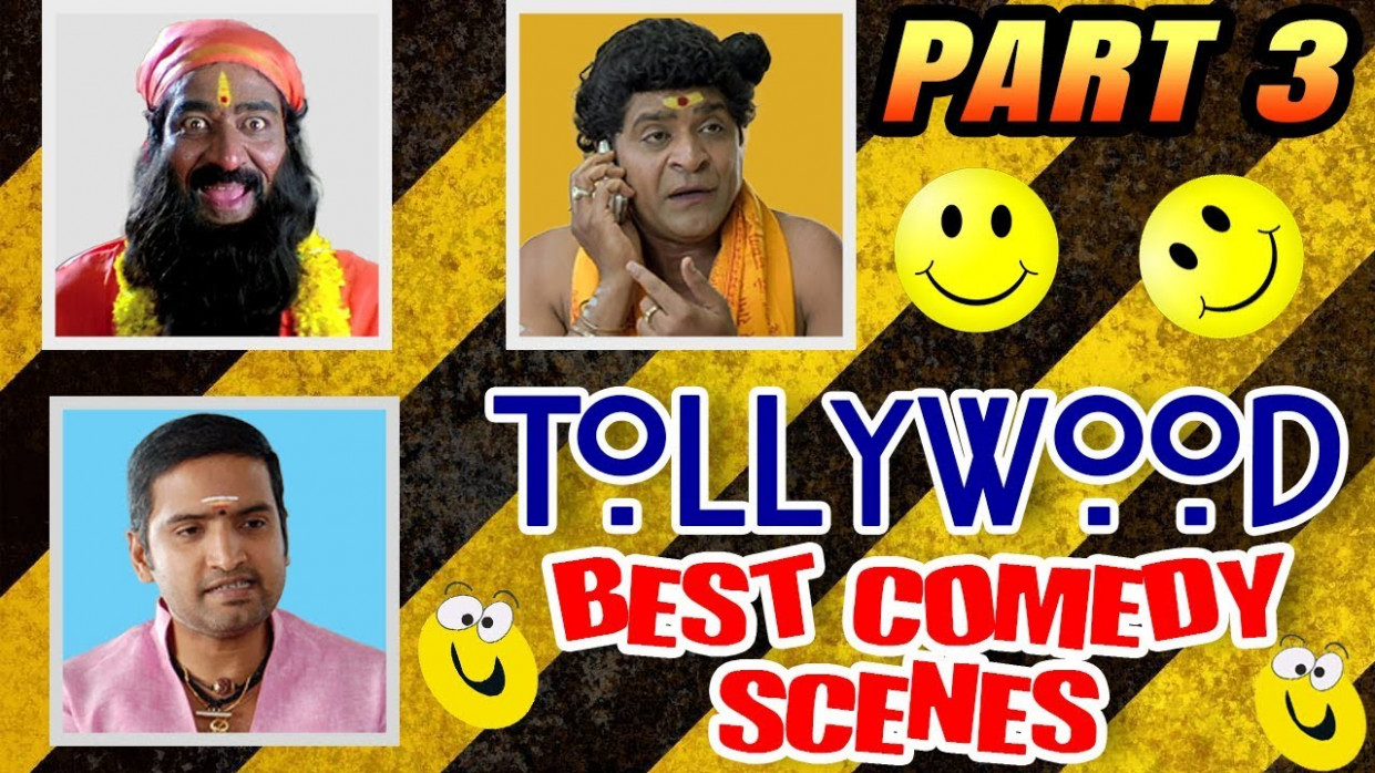 Tollywood Best Comedians Part 3 | Raghu Babu, Ali ...