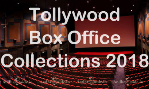 Tollywood Box Office Collection 2018 Report - Latest ...