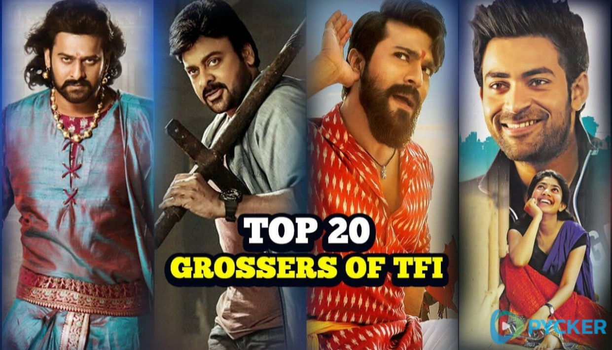 Tollywood Box Office - Top 20 Highest Grossing Telugu ...