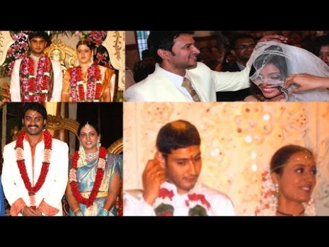 Tollywood‬ Celebrities Wedding Photos | Doovi - tollywood heroines marriage photos