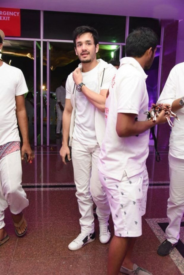 Tollywood Celebs At Sensation Dance Event Photos ...