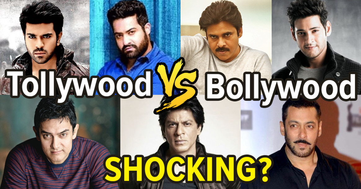 Tollywood Crossing Bollywood In Every Way? | Tollywood Vs ...