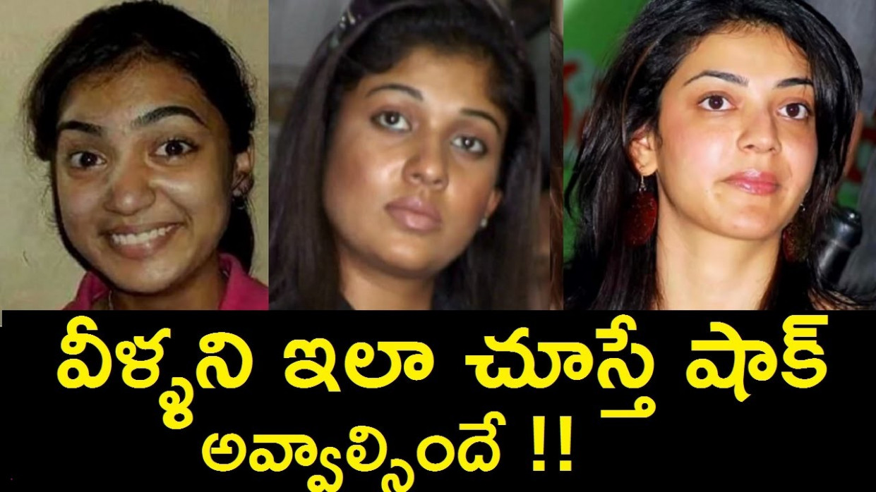 Tollywood Es Photos Without Makeup - Mugeek Vidalondon