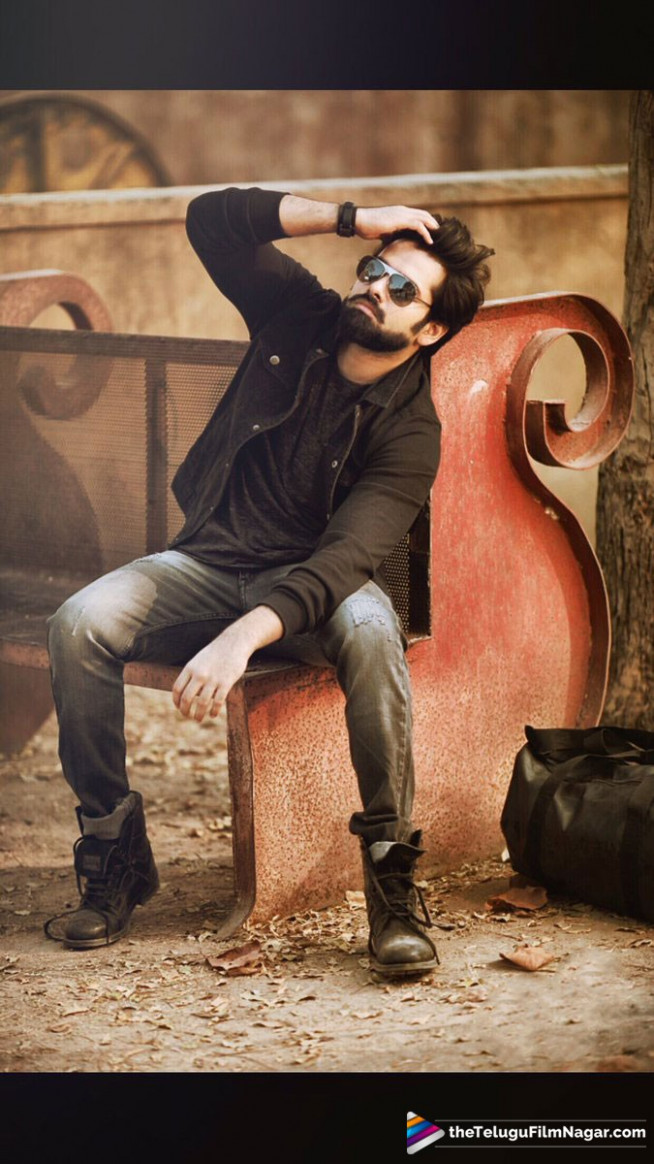 Tollywood Hero Ram New Look - Telugu FilmnagarTelugu Filmnagar