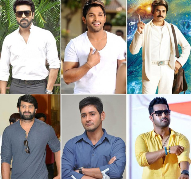 Tollywood Heroes and their Hits and Flops!
