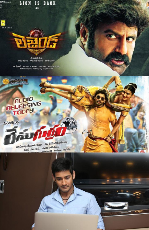Tollywood Heroes Set to Fight - clash of tollywood heroes