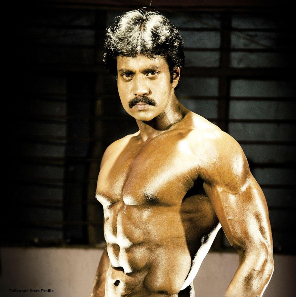 Tollywood Heroes Six pack Photos