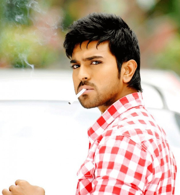 Tollywood Heroes Smoking Styles