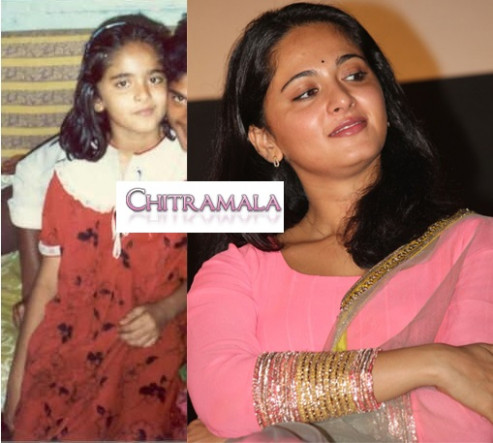 Tollywood Heroines Childhood Photos