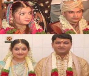 Tollywood Heroines Marriage Photos - ManaTeluguMovies