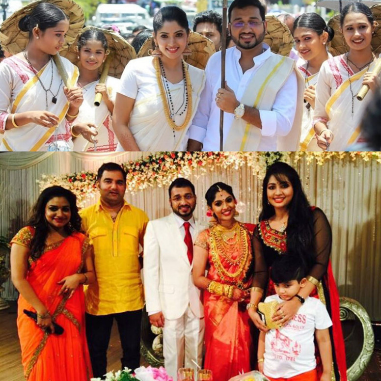 Tollywood Heroines Marriage Photos