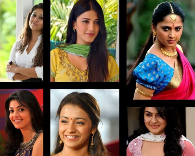 Tollywood Heroines Remuneration List