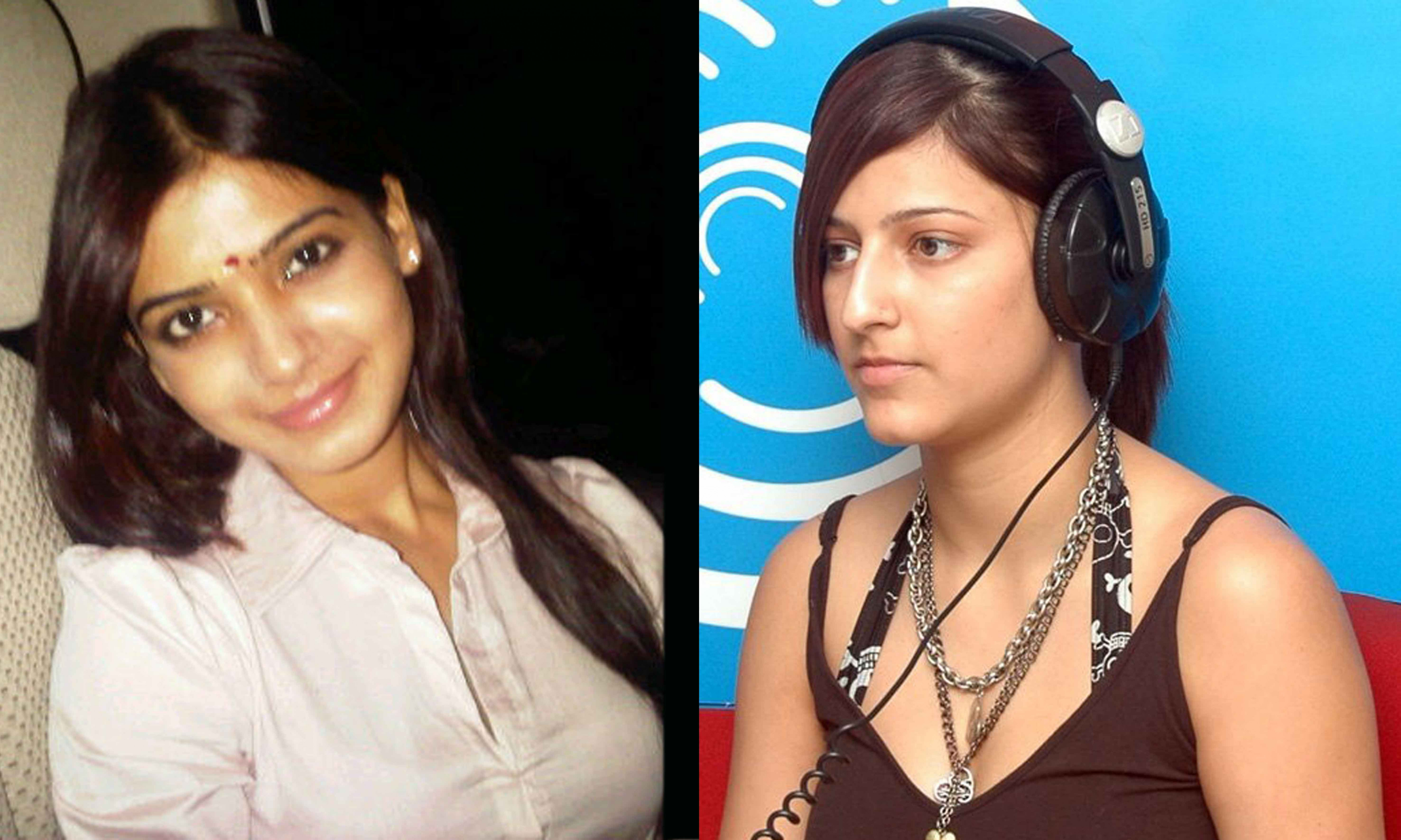 Tollywood Heroines without Make Up - tollywood without makeup