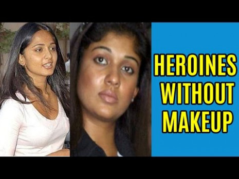 Tollywood Heroines Without Makeup - YouTube