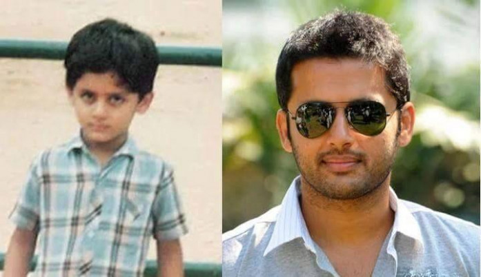 Tollywood Heros Childhood Pictures