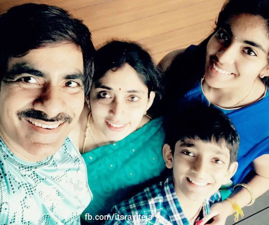 Tollywood Heros Family Photos