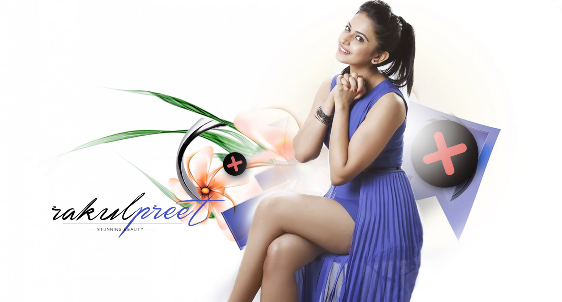 Tollywood hot actress Rakul Preet Singh new hd wallpapers ...