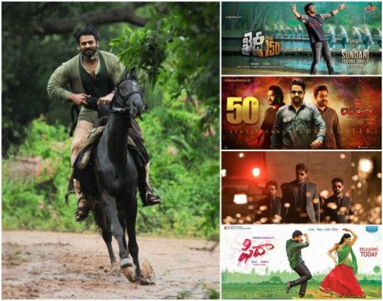 Tollywood in 2017: 15 highest grossing Telugu movies of ...
