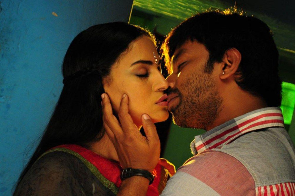 Tollywood Lip Lock Photos