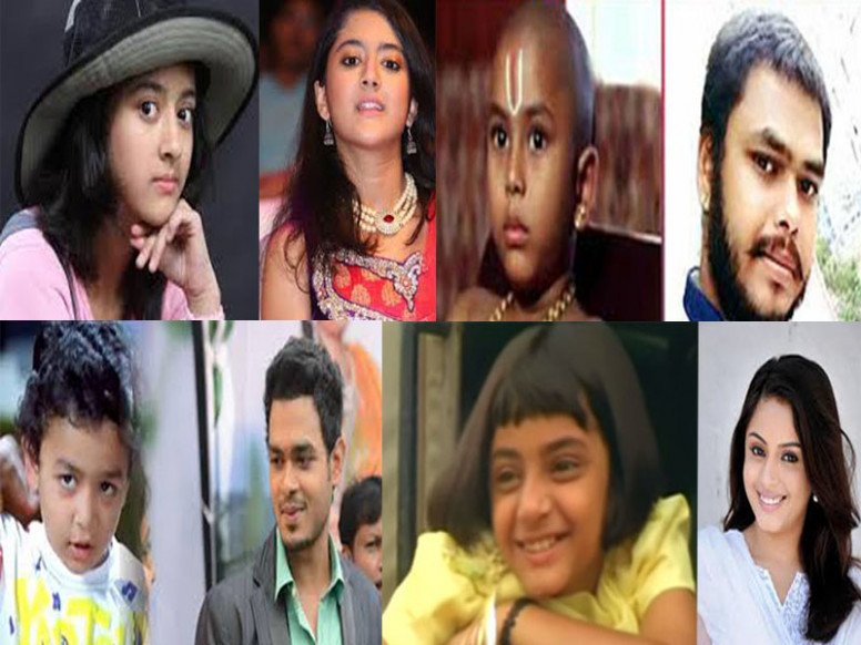 Tollywood Popular Child Artists: Then and Now - famous tollywood actress
