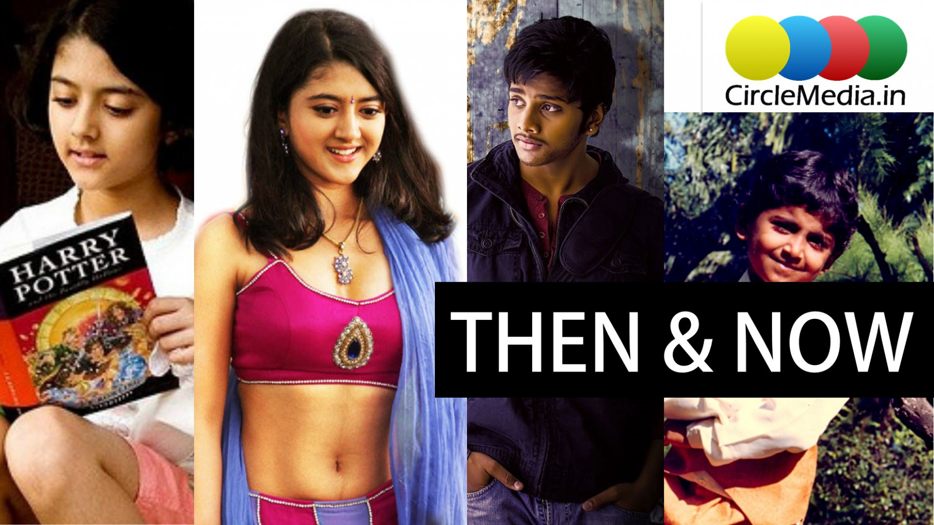 Tollywood Popular Child Artists Then and Now | Tollywood ...