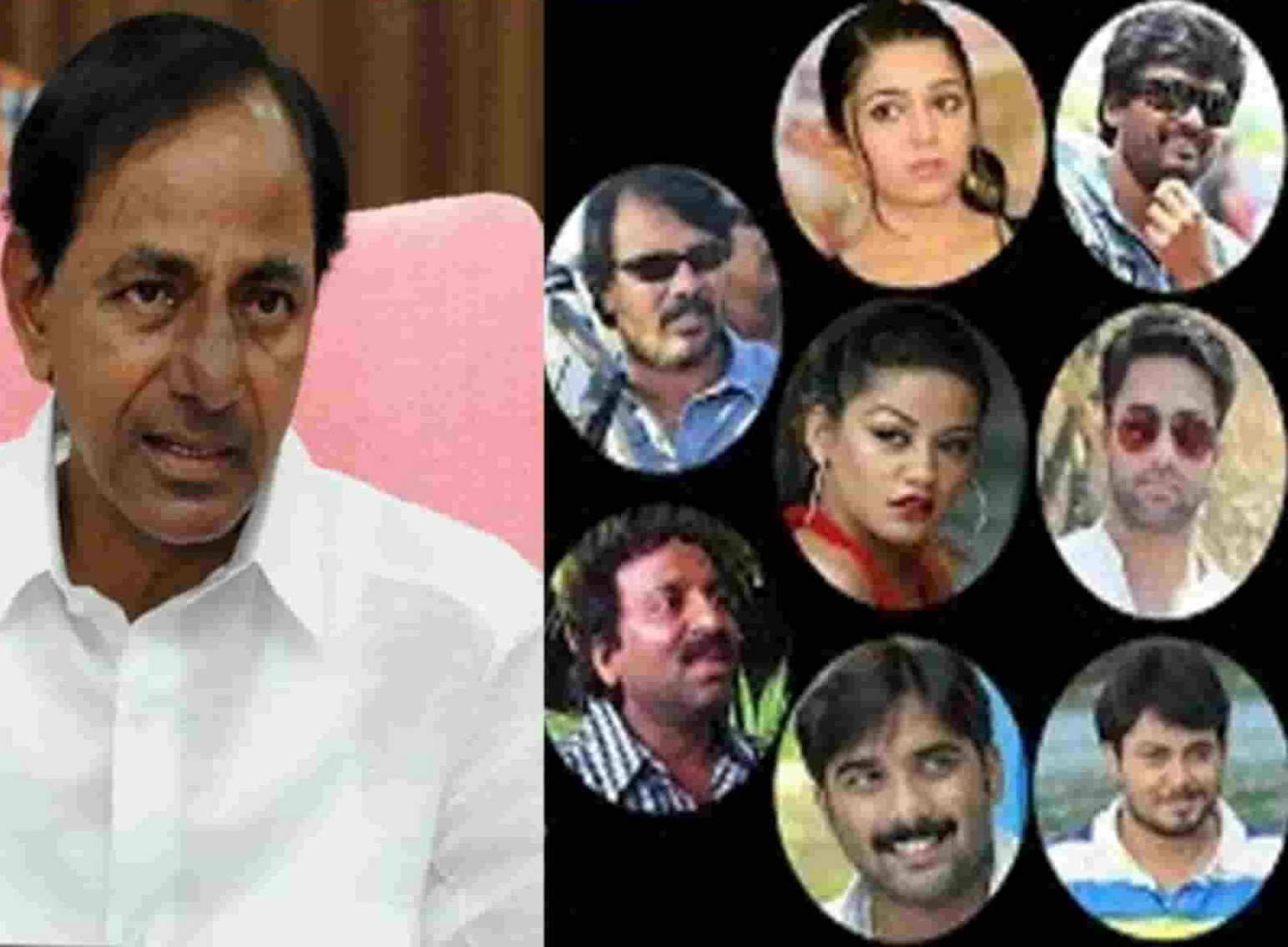 Tollywood Producer Discuss Drugs Case with CM KCR - Telugu ...