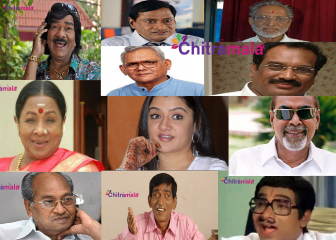 Tollywood Stars Died in 2015
