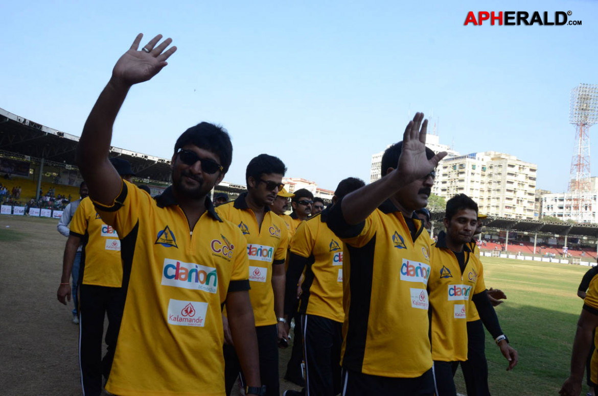 Tollywood vs Bollywood Cricket Match