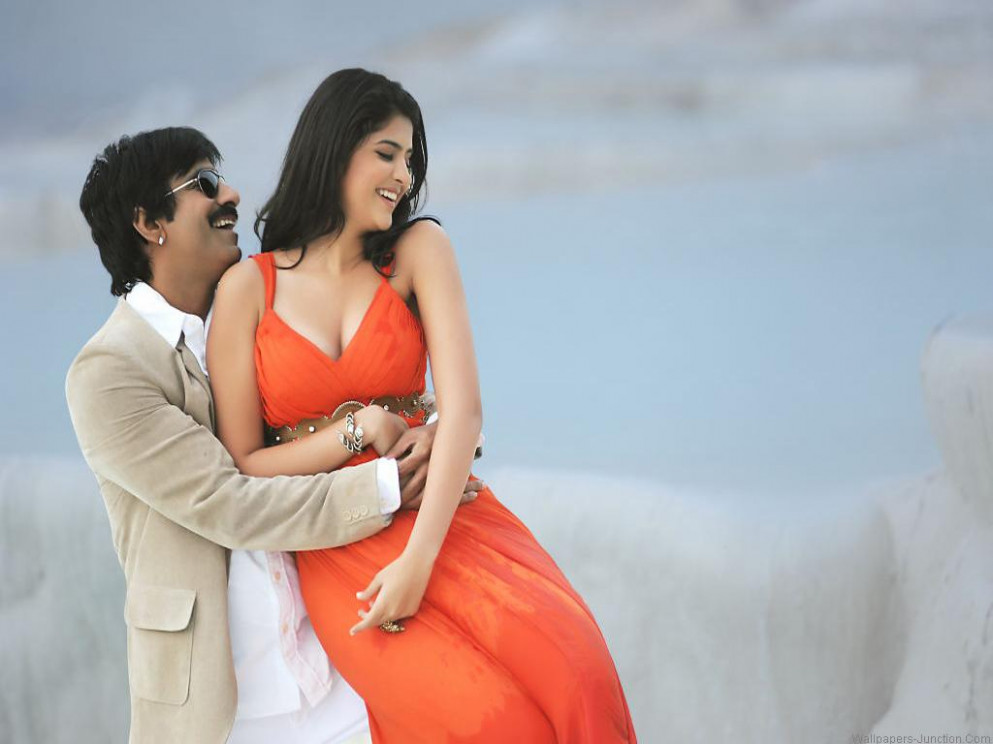 Tollywood Wallpapers: Nippu Movie Wallpapers