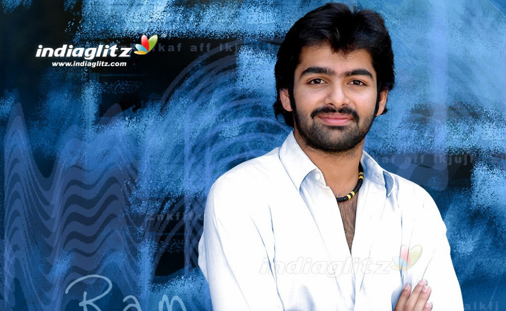 Tollywood Wallpapers: Ram Telugu Actor Wallpapers