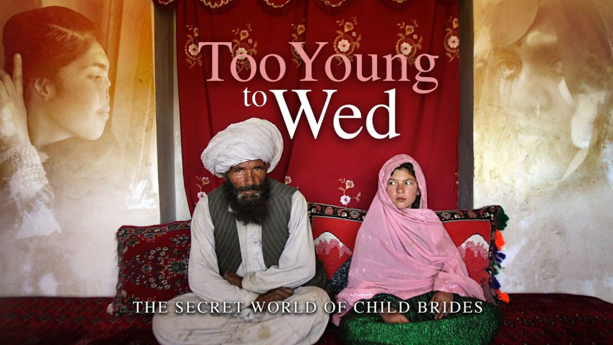 Too Young to Wed: The Secret World of Child Brides - YouTube