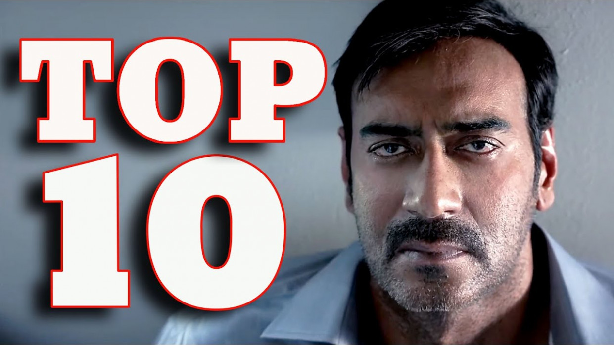 Top 10 Best Bollywood Movies : ALL TIME | Hindi best co ...