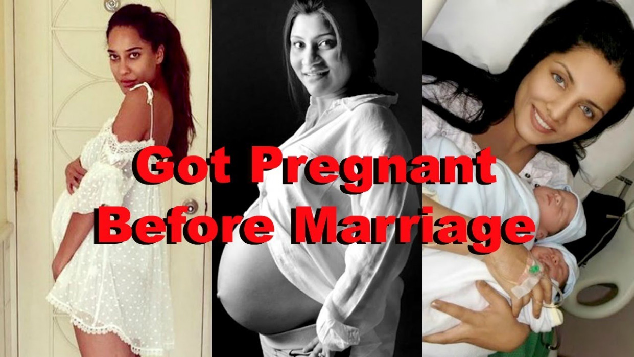 Top 10 Bollywood Actress Who Got Pregnant Before Marriage ...