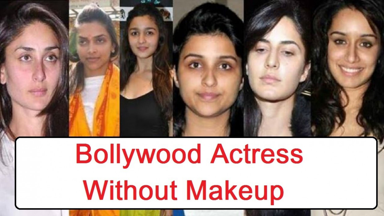 Top 10 Bollywood Actress Without Makeup You Must Watch ...