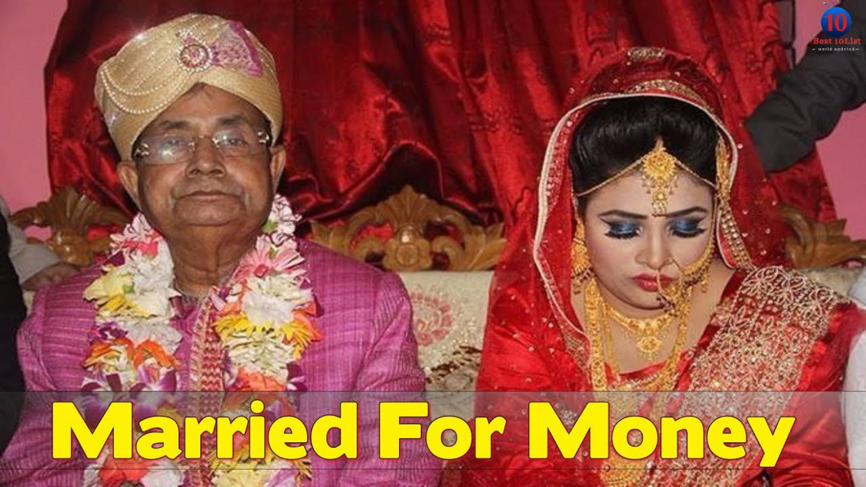 Top 10 Bollywood Actresses Who Married for Money - YouTube