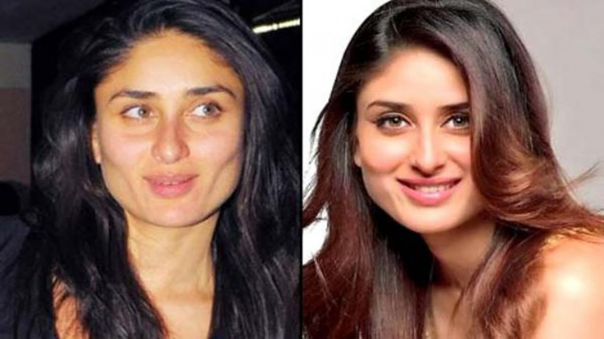 Top 10 Bollywood Actresses Without Makeup || 2016 - YouTube