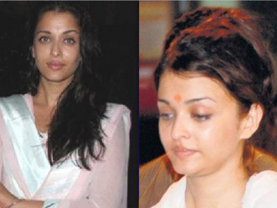 Top 10 Bollywood Actresses Without Makeup