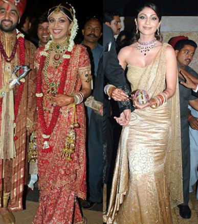 Top 10 Bollywood Brides & Their Wedding Day Looks - Heart ..