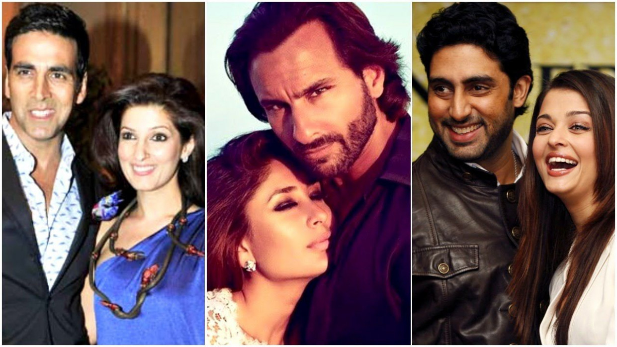 Top 10 Bollywood Celebrity Couples with Great Age Difference