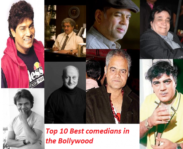 Top 10 Bollywood Comedians of All Time - Bollywood News ...