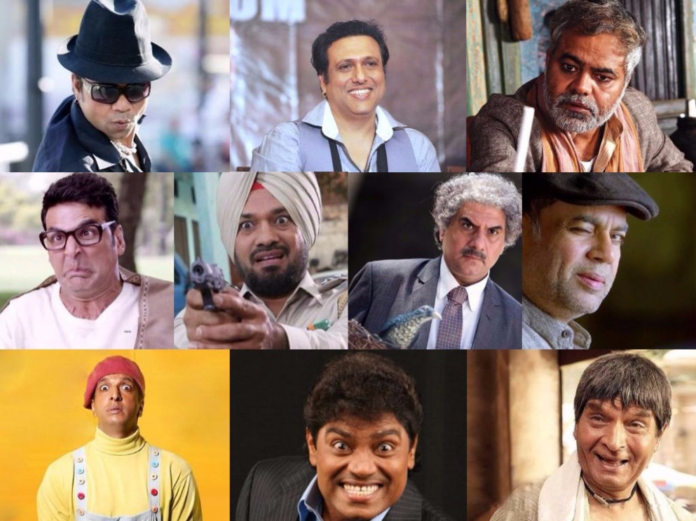Top 10 Bollywood Comedians Of The 21st Century | Nettv4u.com