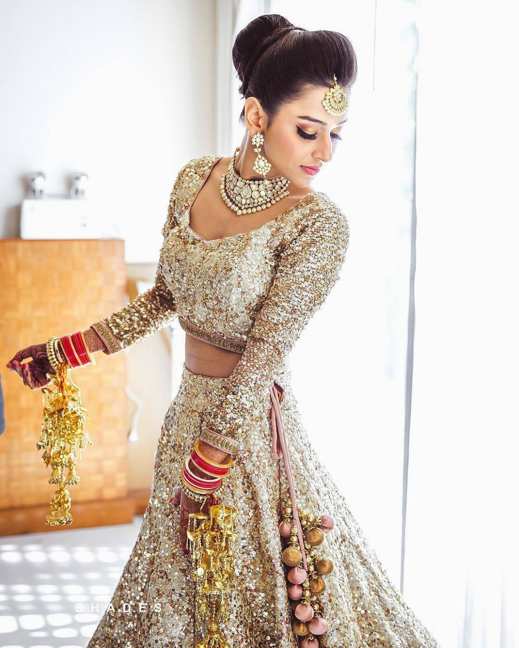 Top 10 Bridal Lehenga Trends Every Bride Of 2018 Needs To ...