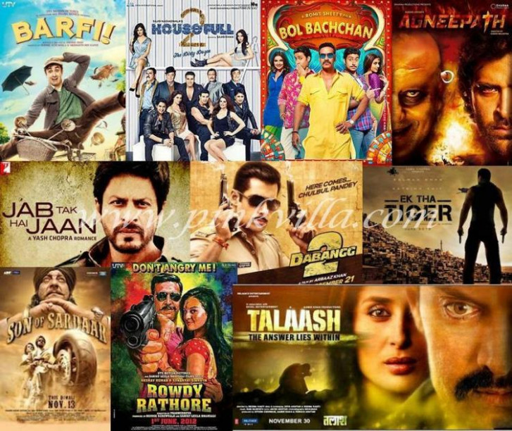 Top 10 grossing Bollywood films of 2012 | PINKVILLA