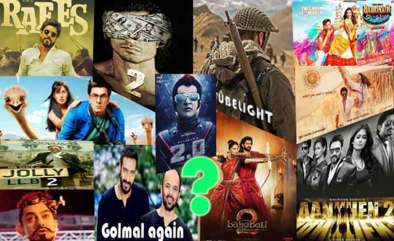 Top 10 Highest Grossing Bollywood Movies 2017 List – iLuBilu