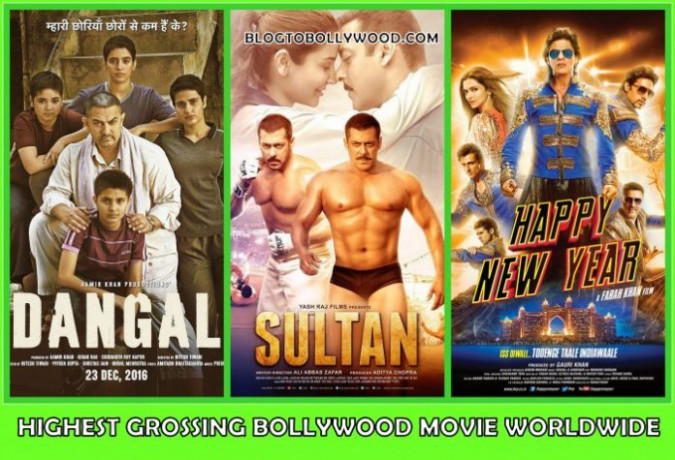 Top 10 Highest Grossing Bollywood Movies Worldwide ...