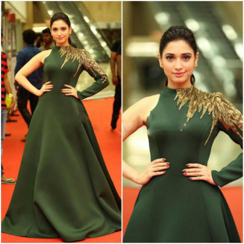 Top 10 Long Evening Dresses Worn By Bollywood Actresses in ...