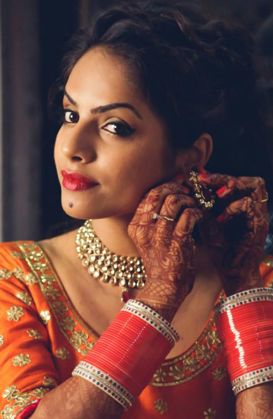 Top 10 Makeup Looks for Your Wedding Reception | Bridal ...