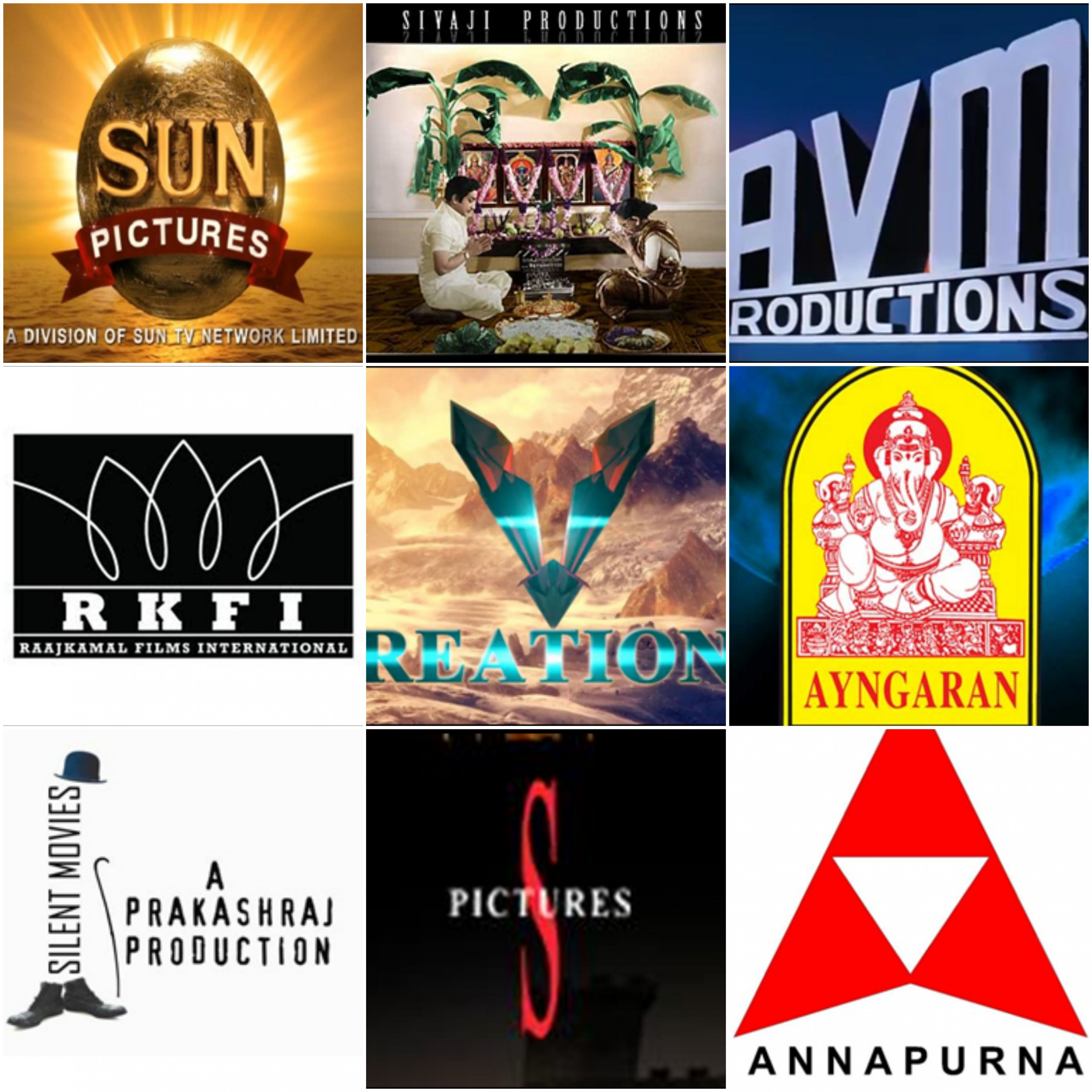 Top 10 Production Houses Of Tollywood | Nettv4u.com